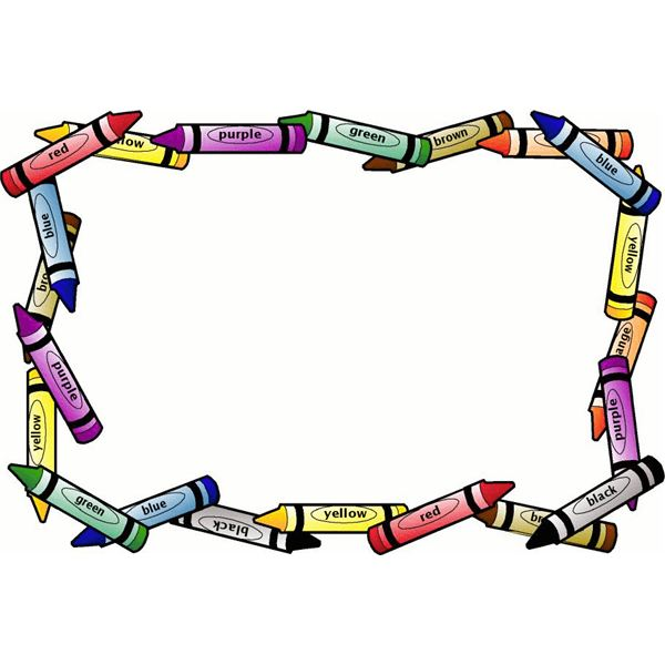 crayon border for microsoft word . Free cliparts that you can download ...