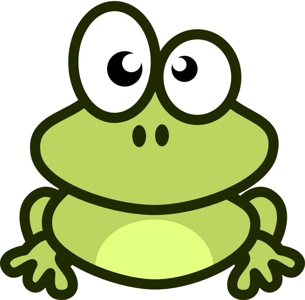 Cute Animated Frogs - ClipArt Best