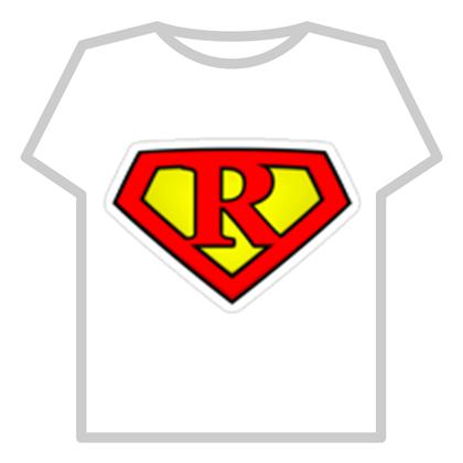 Superman R Logo - ClipArt Best