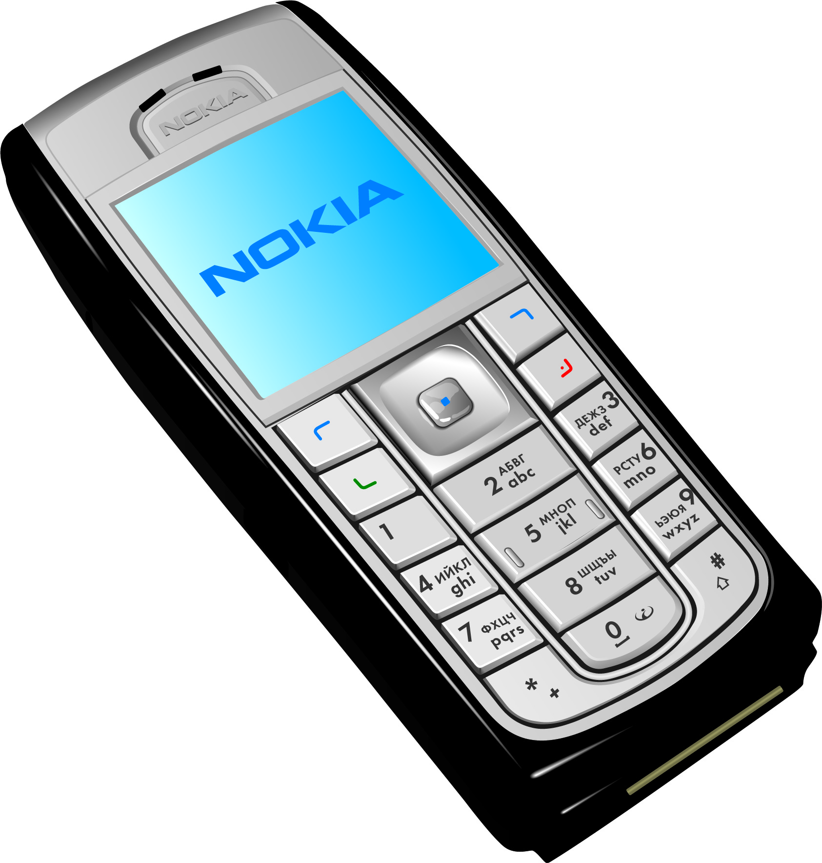 Mobile phone vector clipart best for Mobile telefono