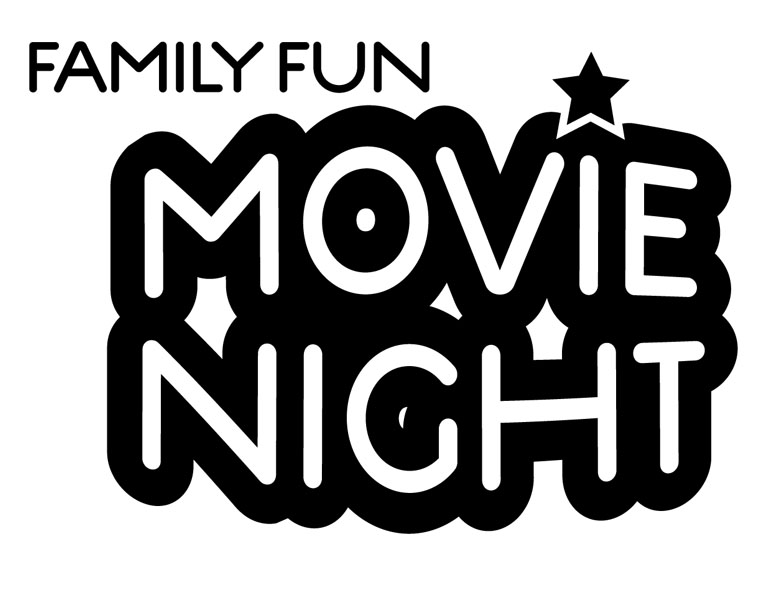 clipart of movie night - photo #21