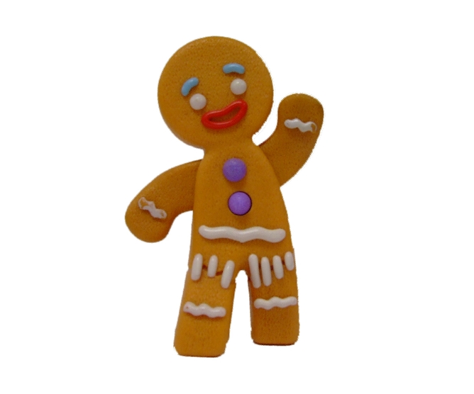 Gingerbread Man Body - ClipArt Best
