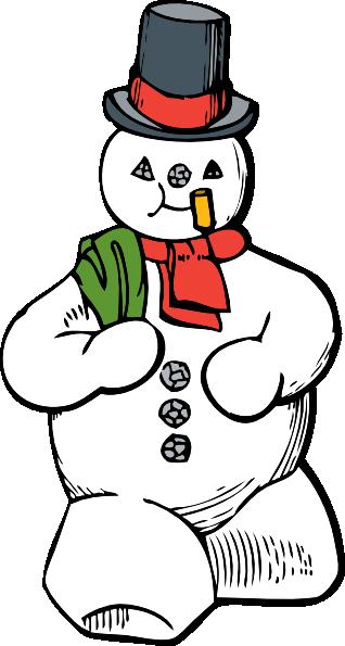 Snowman Clipart Png