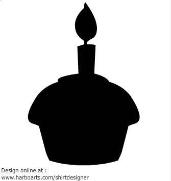 Birthday Silhouette - ClipArt Best