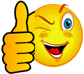 Smiley Face And Thumbs Up - ClipArt Best