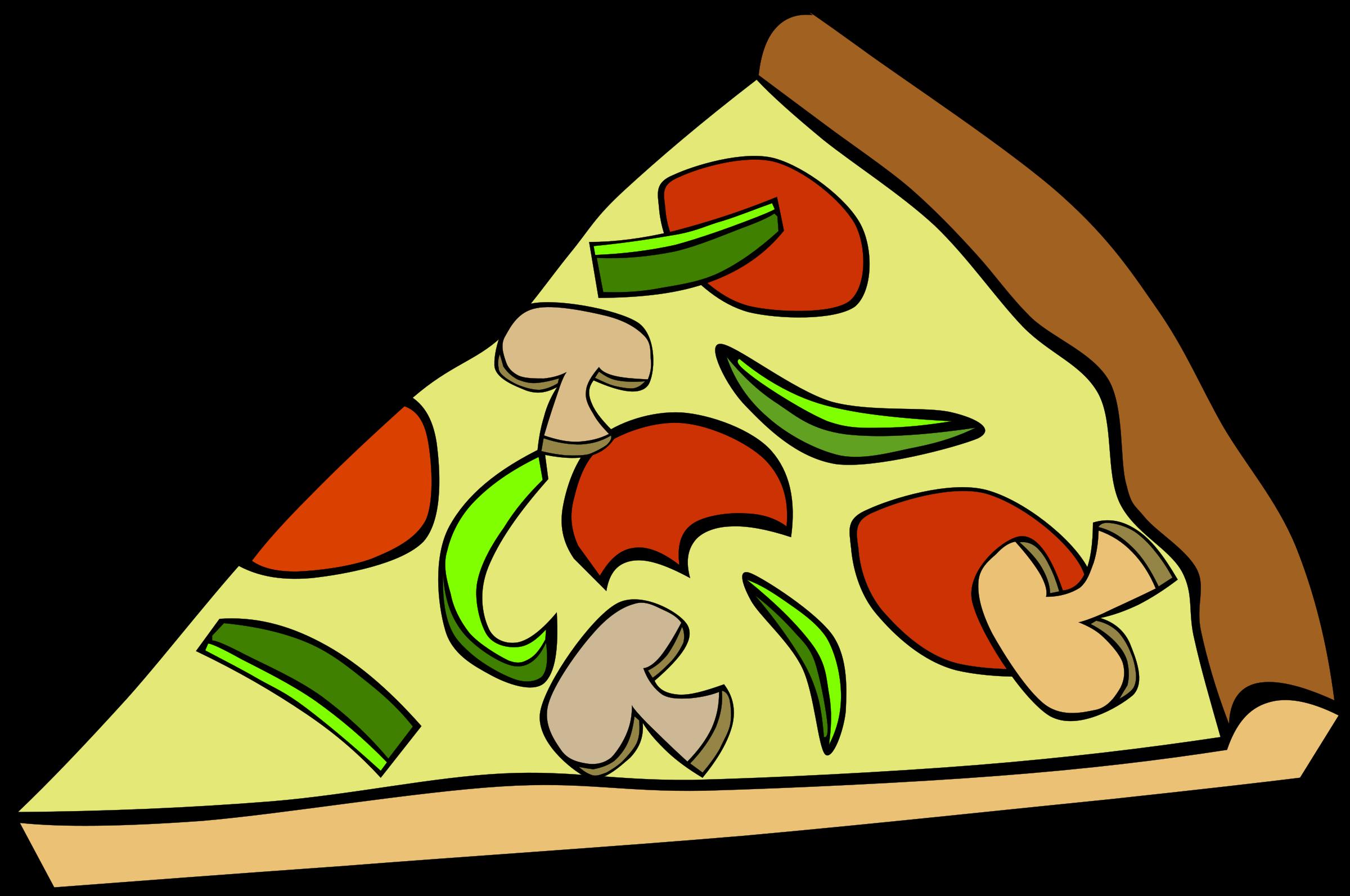 pizza bagel clipart - photo #44