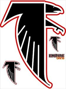Atlanta Falcons Retro Logo - ClipArt Best