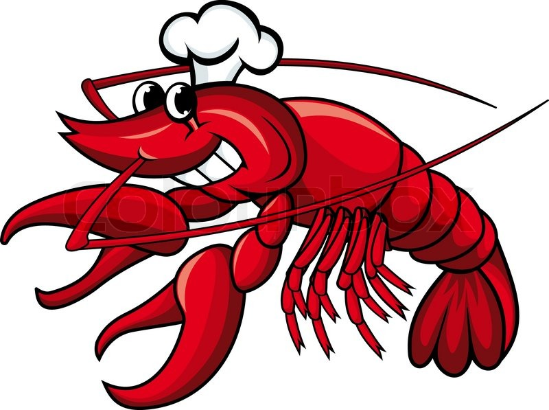 funny lobster clipart - photo #33