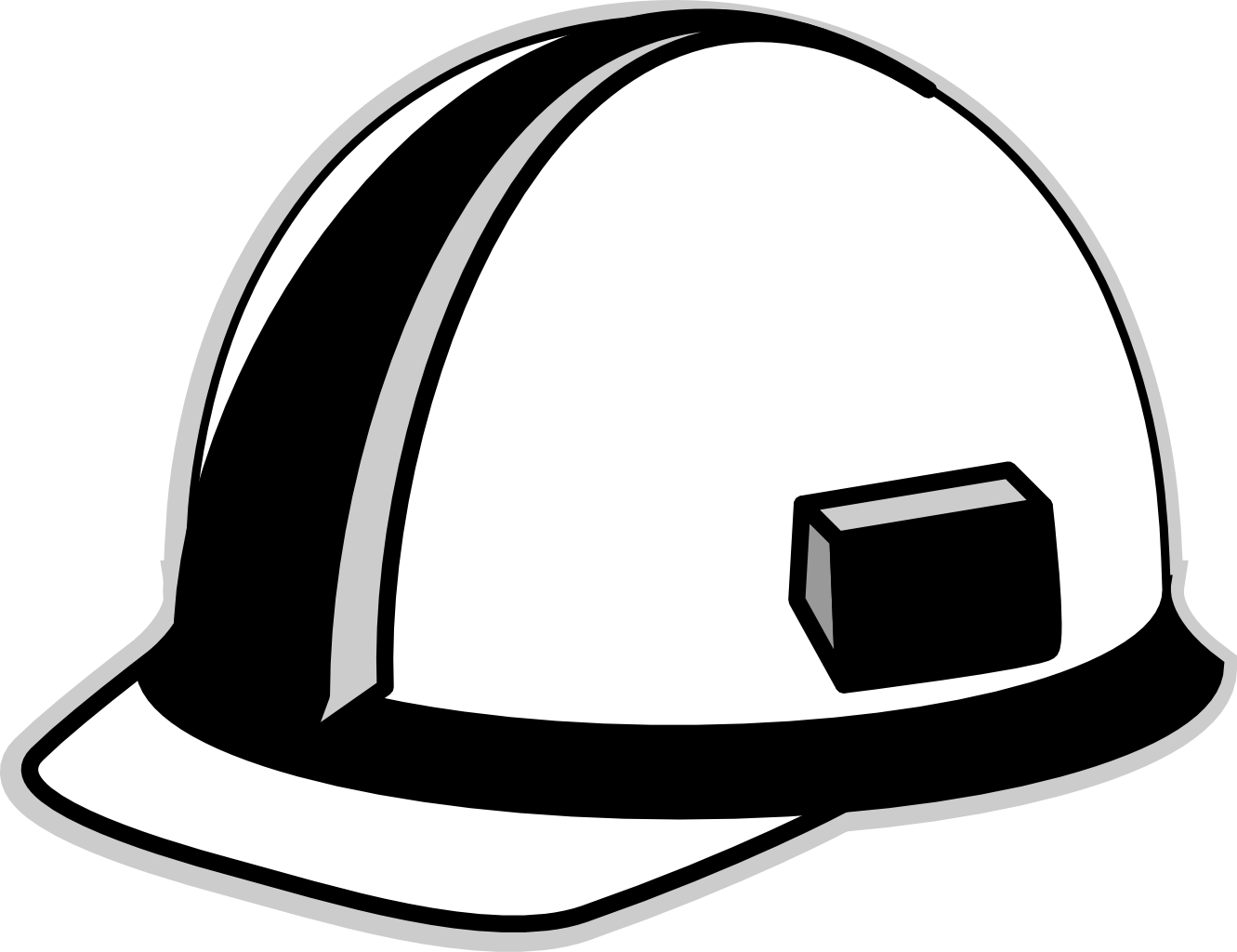 Cartoon Hard Hats - ClipArt Best