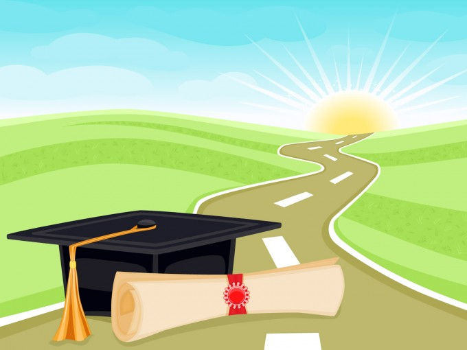 High quality Graduation and Life PPT Backgrounds.. http://www.ppt ...