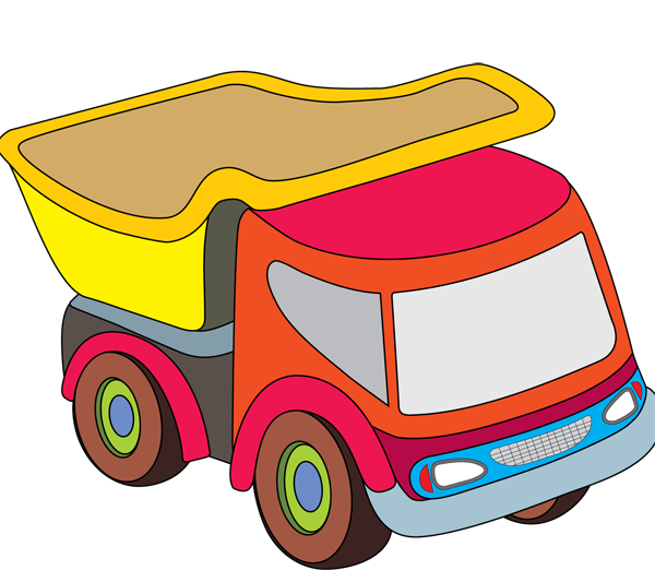 Trucks And Cars Clip Art - ClipArt Best