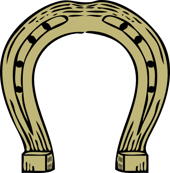 38 horseshoe template printable . Free cliparts that you can download ...