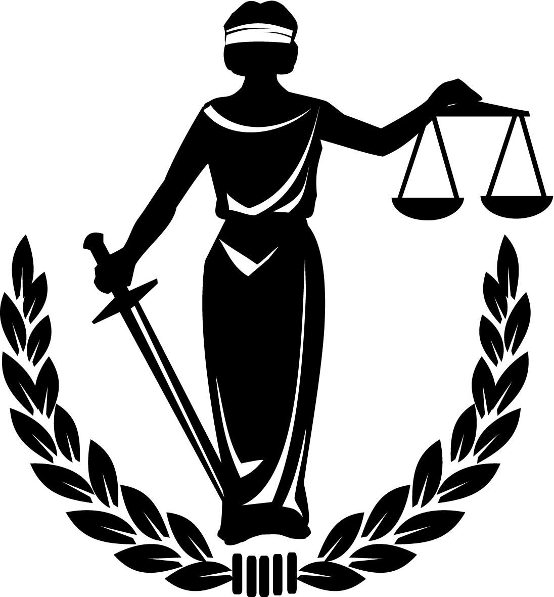 Scales Of Justice Logo - ClipArt Best