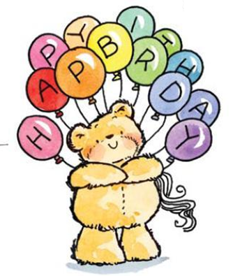 Birthday Balloons Images - ClipArt Best