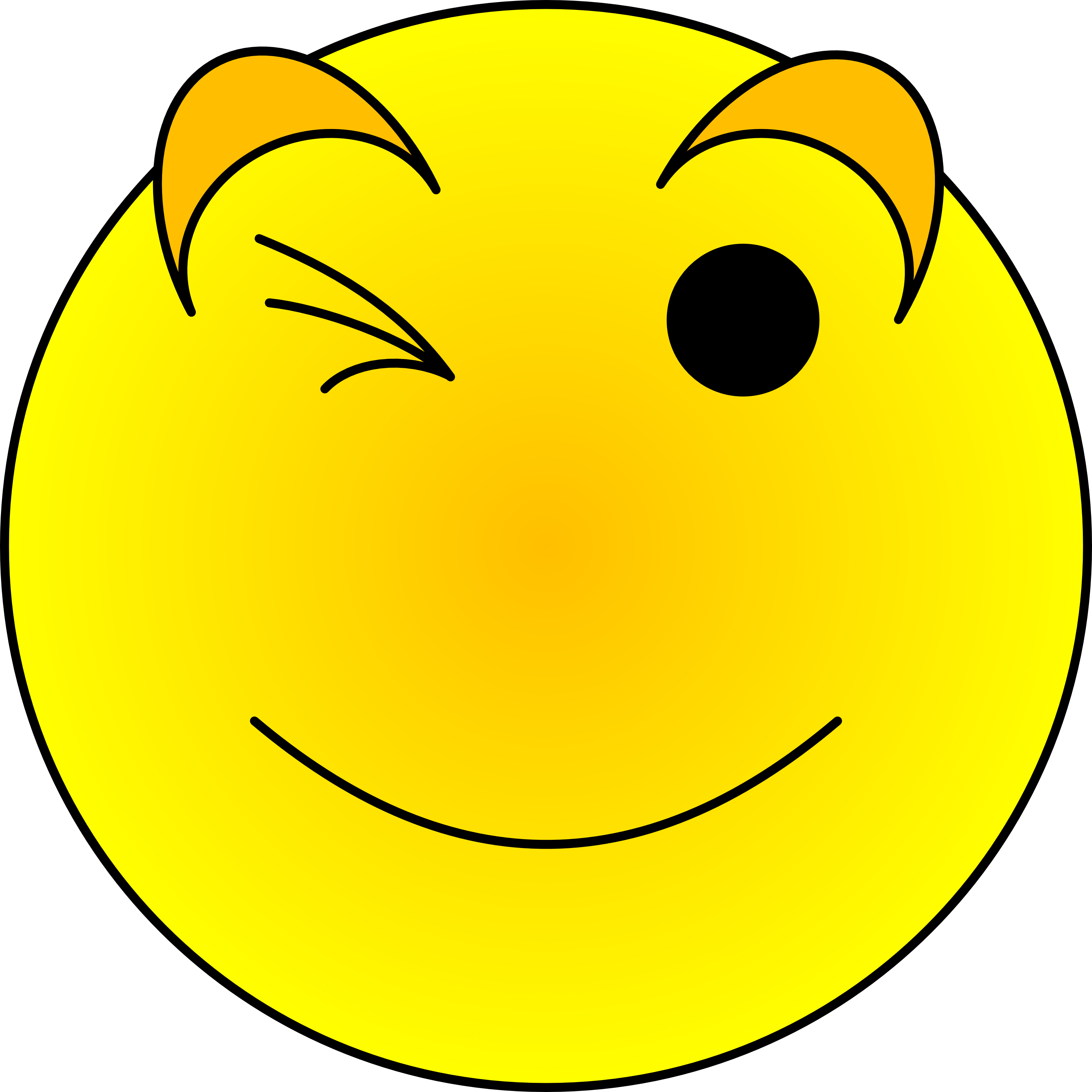cliparts smiley - photo #15