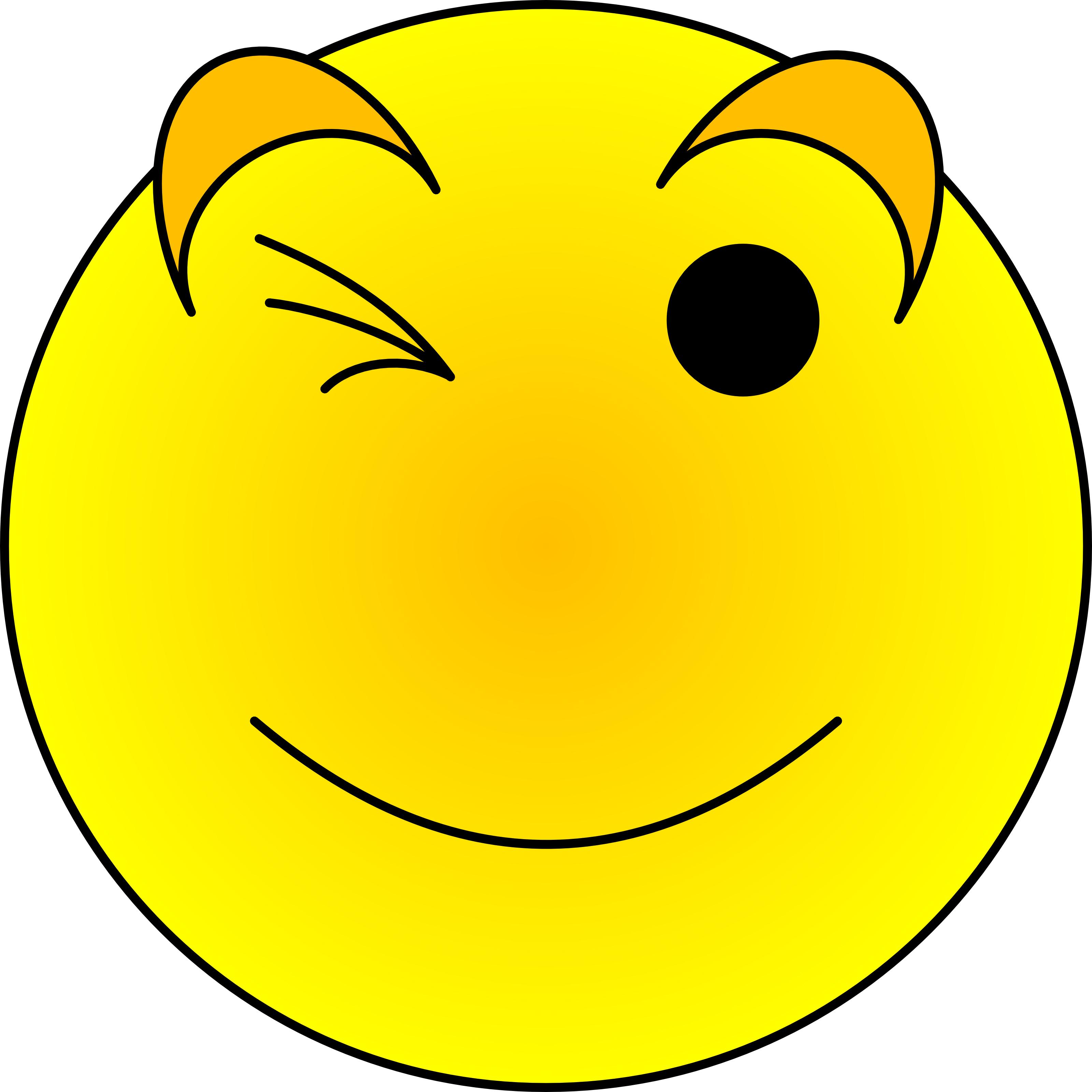 clipart smiley face - photo #22