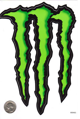 ... Monster Energy Drinks Large Green M Logo - ClipArt Best - ClipArt Best
