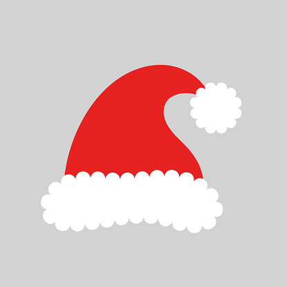 Vector Santa Hat - ClipArt Best