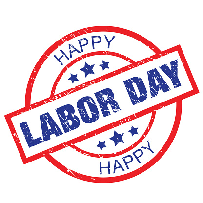 Labor Day Clip Art, Vector Images & Illustrations