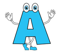 Free Alphabets Animated Clipart - Alphabets Animated Gifs - Flash ...