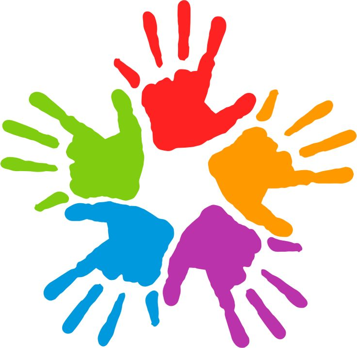 children hands clipart - photo #7