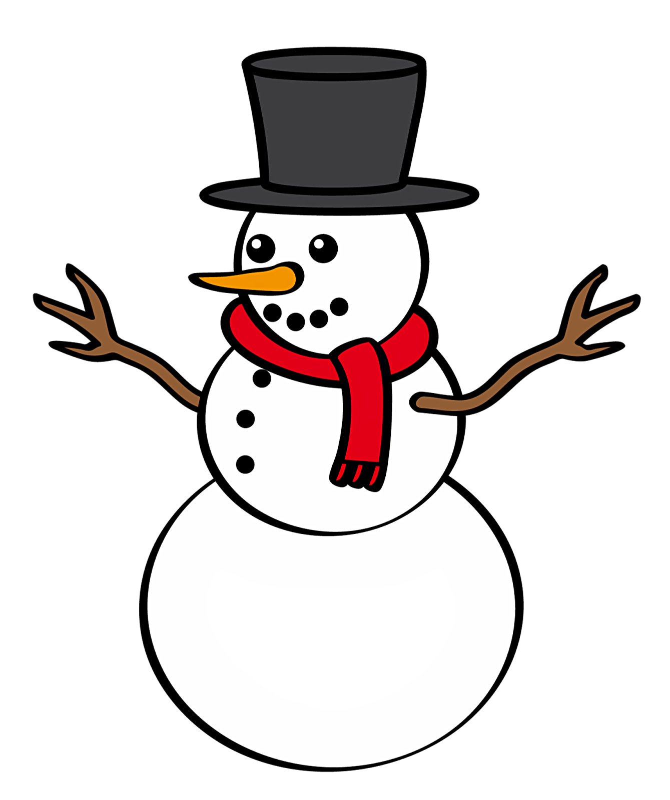 42 christmas snowman clip art free free cliparts that you can download ...