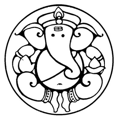 Ganesh Vector - ClipArt Best