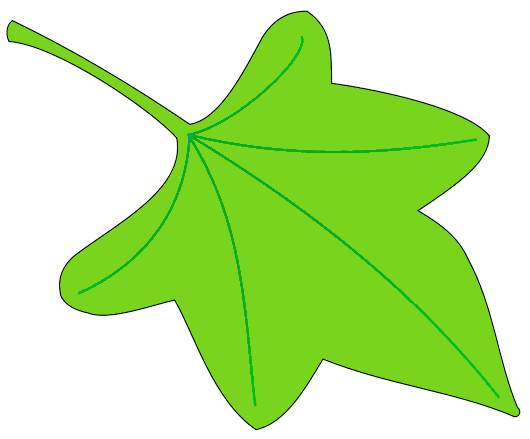 Spring Leaf Clipart - ClipArt Best