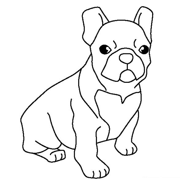 free black lab coloring pages - photo#21