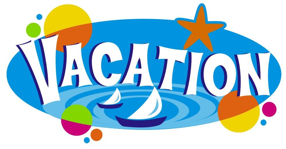 summer vacation clipart - photo #1