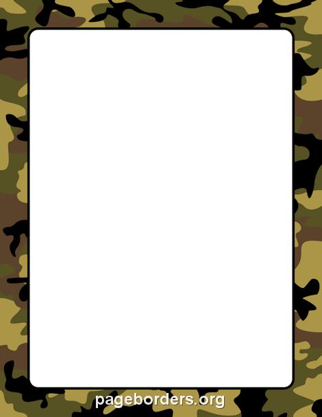 clip art borders military - photo #26