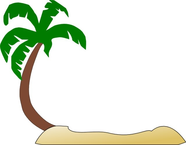 Christmas Palm Tree Clip Art - ClipArt Best