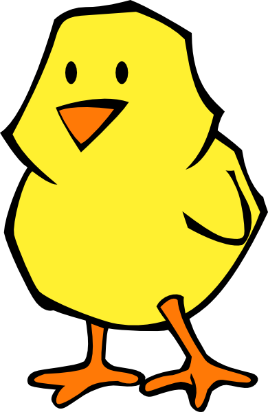 Chicks Cartoon - ClipArt Best