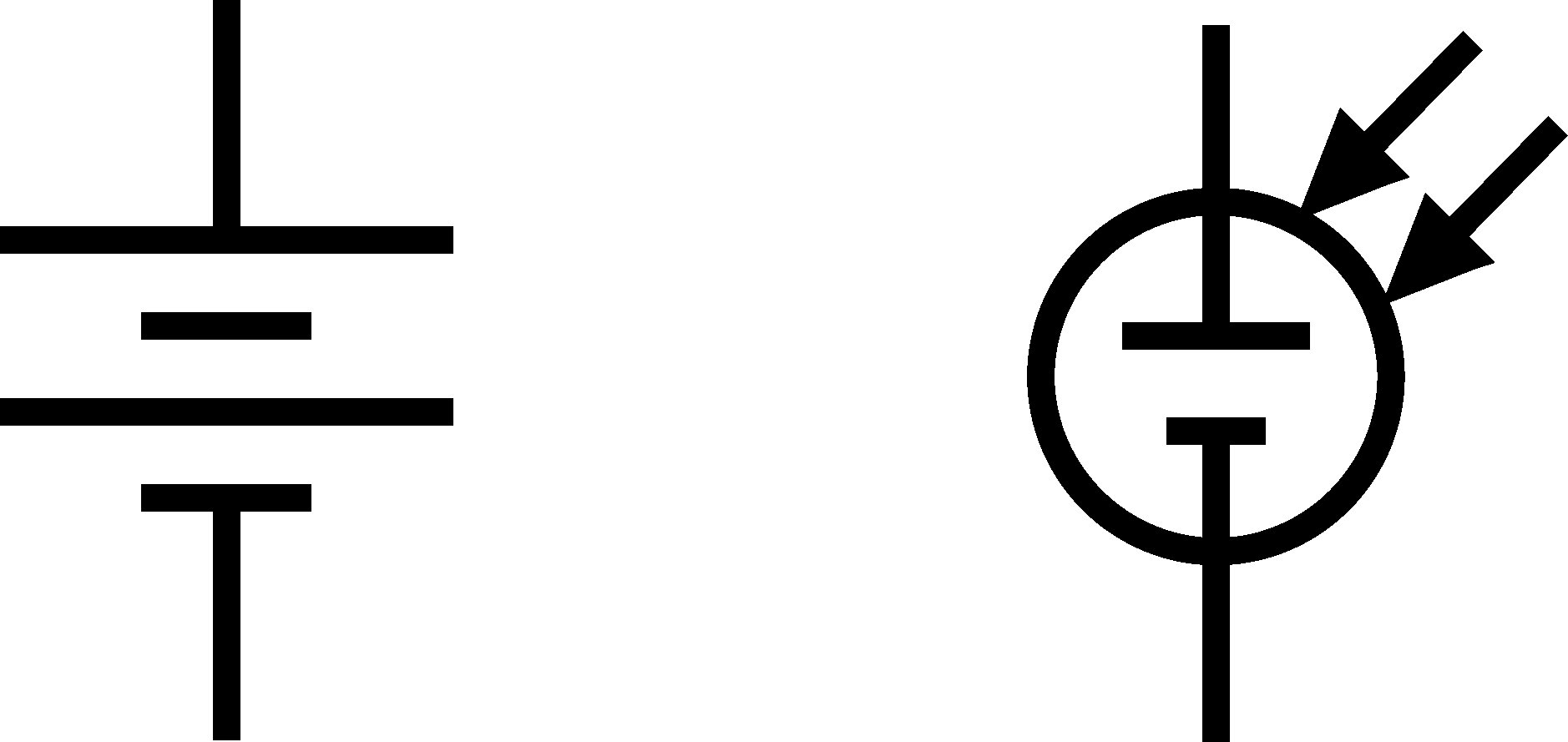 symbol of a battery