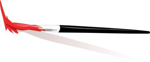 Clip Art Paintbrush Clipart artist paint brush clip art clipart best free paintbrush pictures clipartix