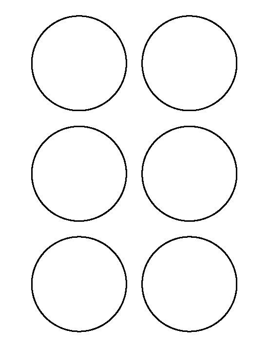 circle templates to print - circle templates to print clipart best