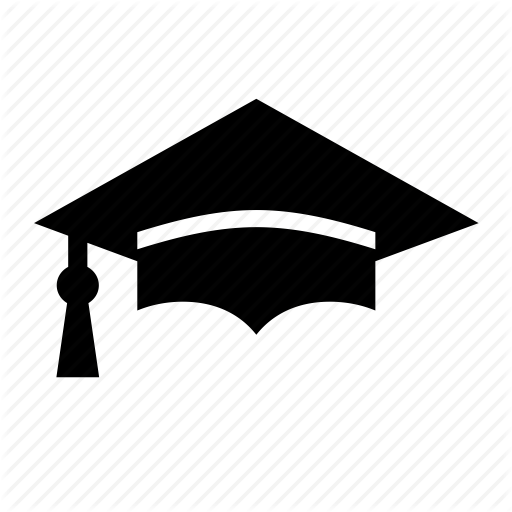Graduation Cap Vector Icon - ClipArt Best