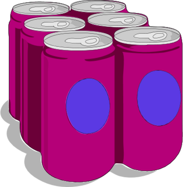 Clipart Of Soda Cans - ClipArt Best