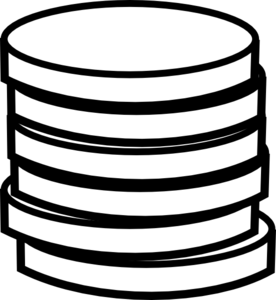 Clip Art Coins Clipart coins clip art clipart best coin stack clipart