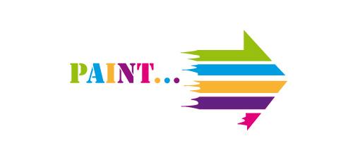 Одна из программ на рабочем столе называется paint (пэйнт)