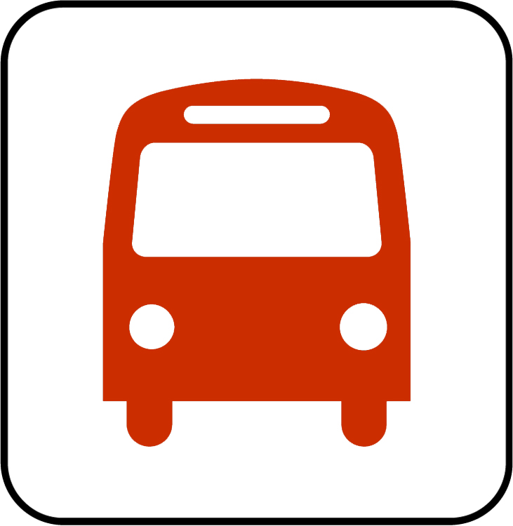 Bus Stop Logo - ClipArt Best