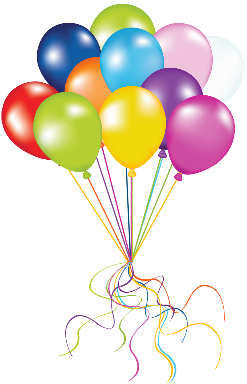 clipart balloons png - photo #5