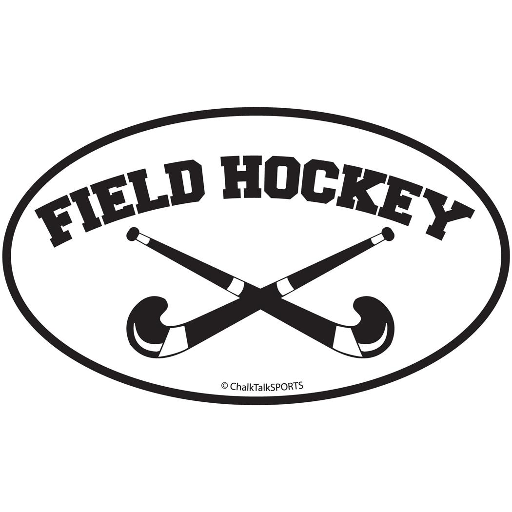 Clip Art Field Hockey Clip Art crossed field hockey sticks clipart best oval car magnet clip art