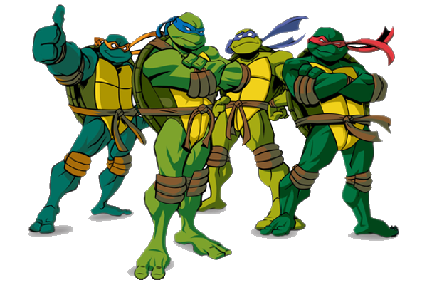 Ninja Turtles Page 2 - Teenage Mutant Ninja Turtles - ClipArt Best ...