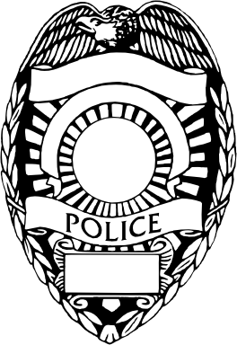 Police Shield Template - ClipArt Best