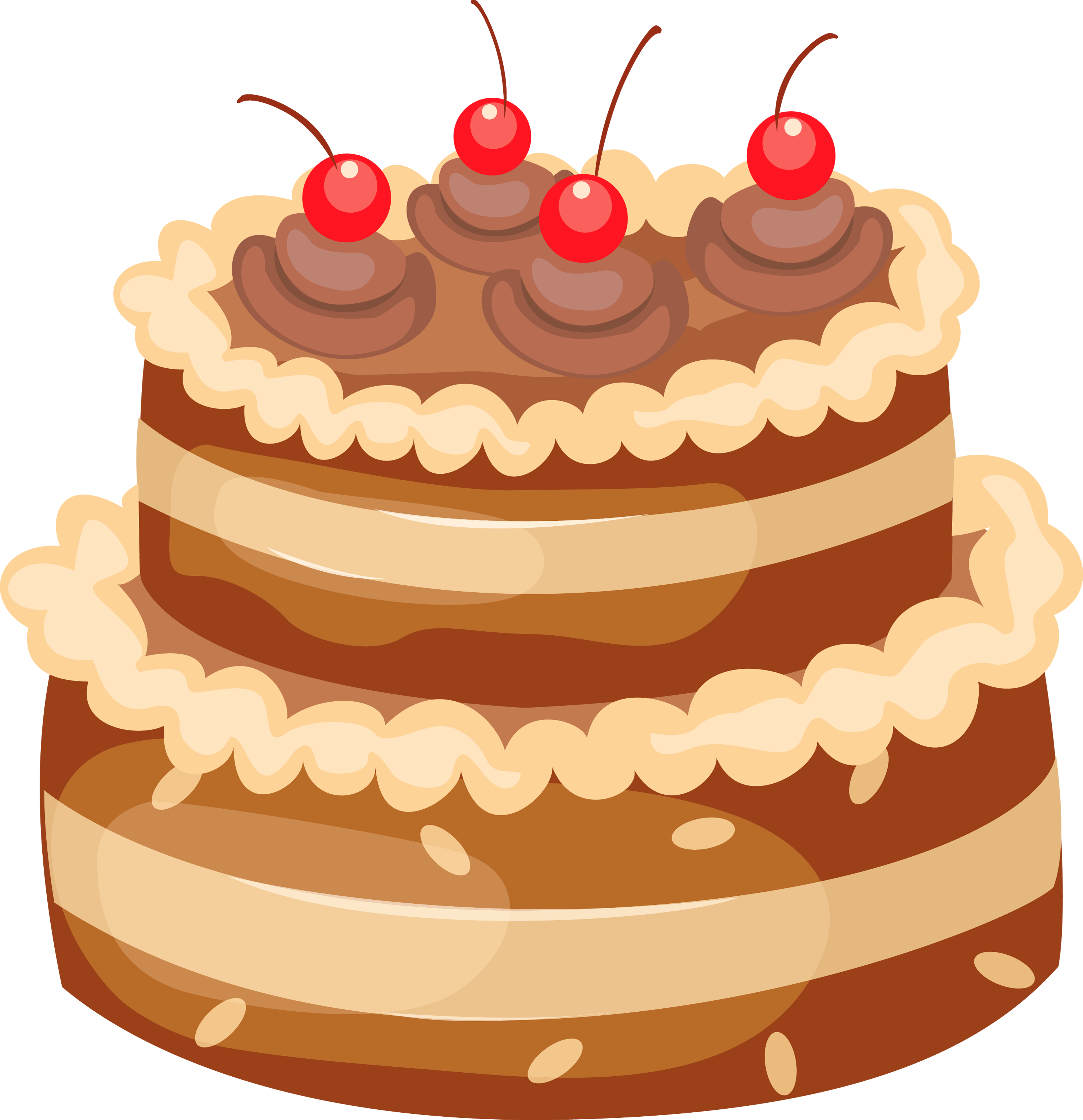 Cake Drawing Clip Art : Clip Art Cake - ClipArt Best