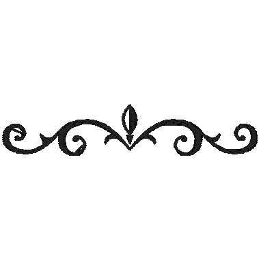 Calligraphy Border Designs Clipart Best