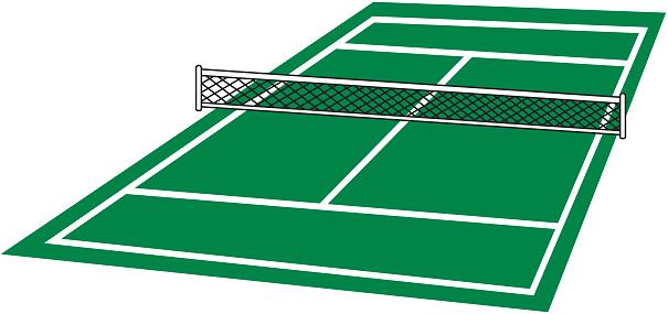 Tennis Net Centre Strap  Tennis Net Accessories  Tennis