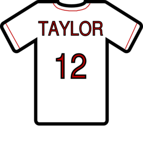 Jersey cake template clipart best for Football t shirt cake template