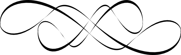 Simple Elegant Line Art : Simple swirl designs clipart best